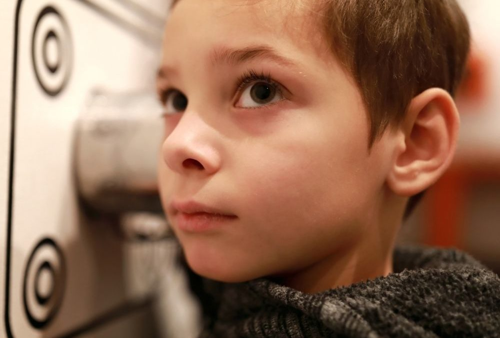 'My child does not listen' – but can they hear you?